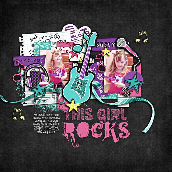 This Girl Rocks