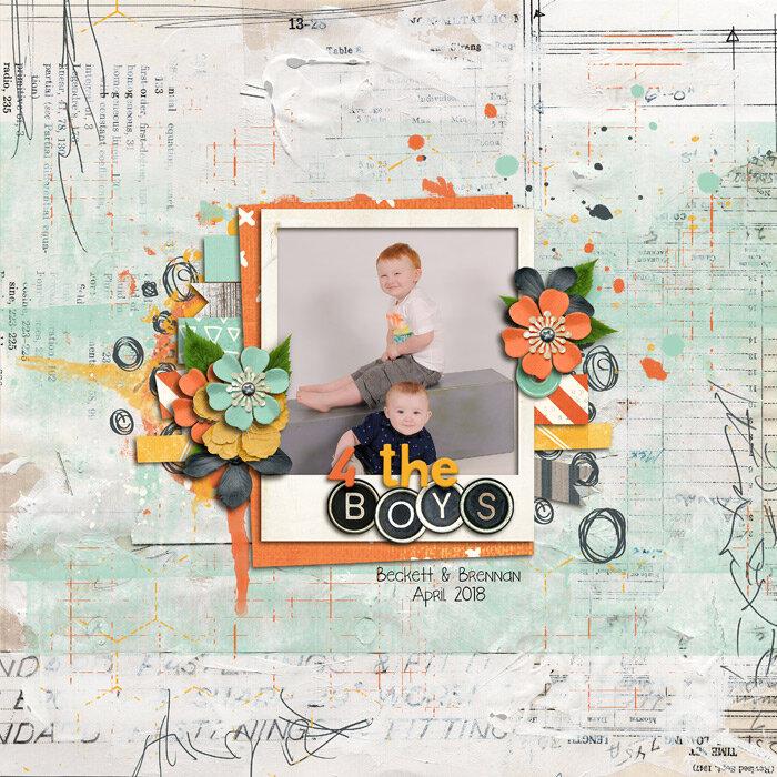 4 The Boys