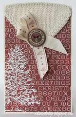 Scandinavian Christmas card