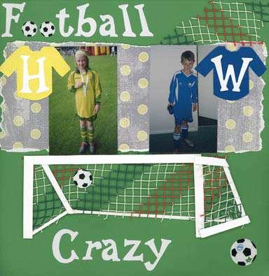 'Football Crazy'
