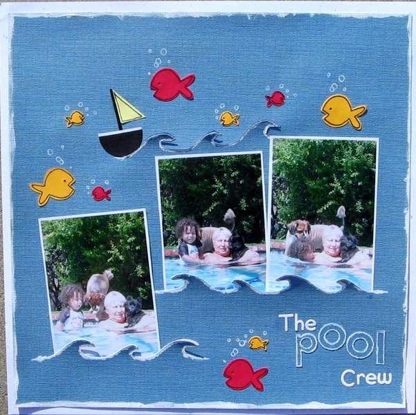 The Pool Crew