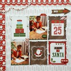 Notes To Santa