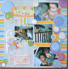 Chillin in the Crib