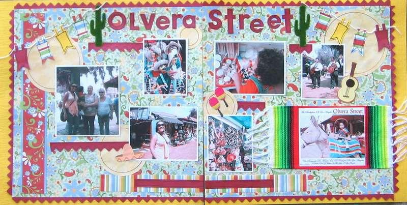 Olvera Street - Downtown LA
