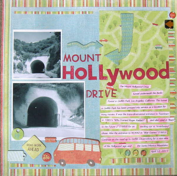 Mount Hollywood Drive
