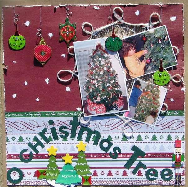 O Christmas Tree - 2011
