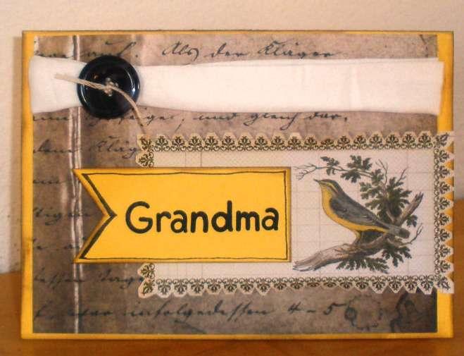 Grandma - (MIL)