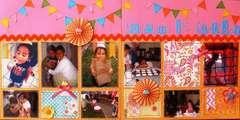 Lauren's 1st Birthday