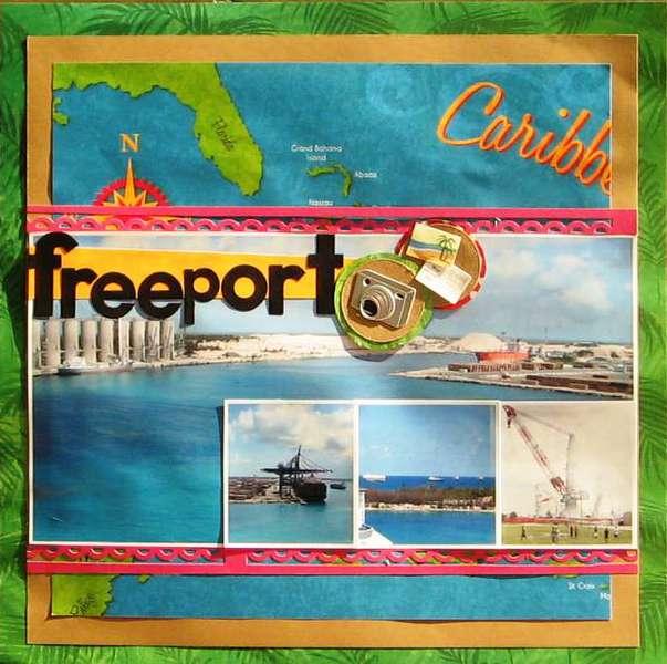 Freeport ~ Bahamas