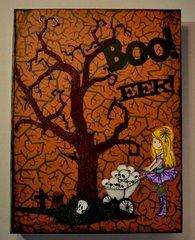 Halloween Embellishment Box
