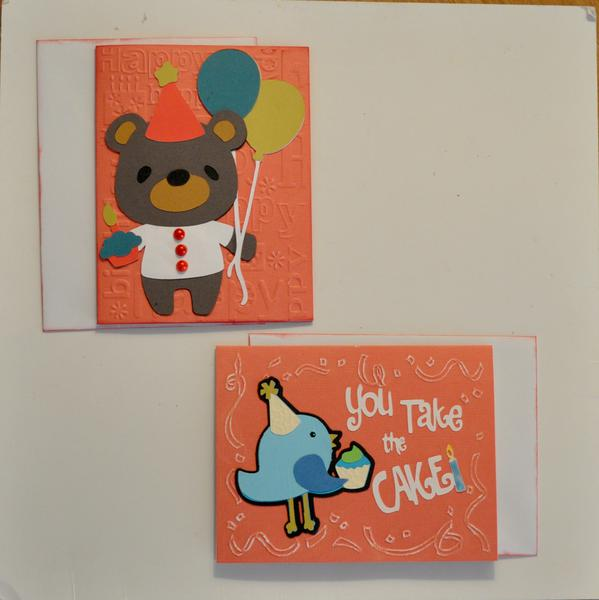 Kid Birthday Cards