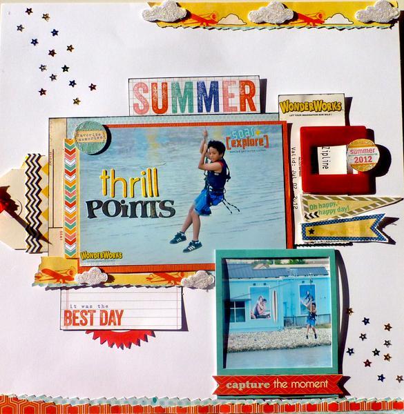 Summer Thrill Points
