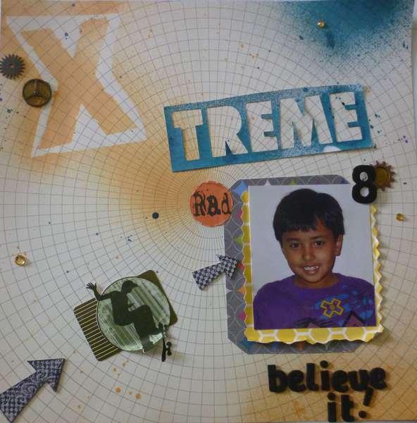 X TREME RAD