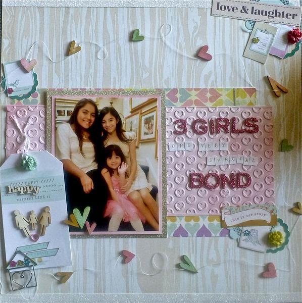 3 Girls: One Very Special Bond