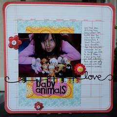 Baby Animals  *KI Memories**
