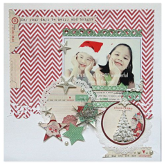 Introducing Countdown to Christmas from Melissa Frances