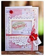 Tea Parties by Melissa Frances Designer Evgenia