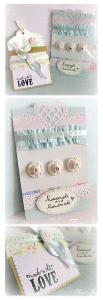 Assorted Tags using Melissa Frances New 5th Avenue