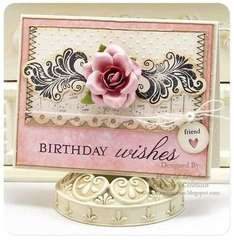Birthday Wishes by Mona Pendleton
