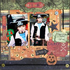 Brand New Fright This Way Collection from Melissa Frances