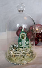 Melissa Frances Miniature Christmas Ornaments