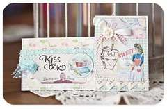Kiss the Cook Recipe Cards