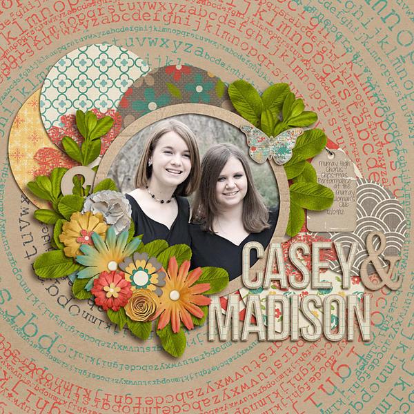 Casey & Madison