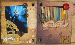 Time Flies mini-pages 1&2