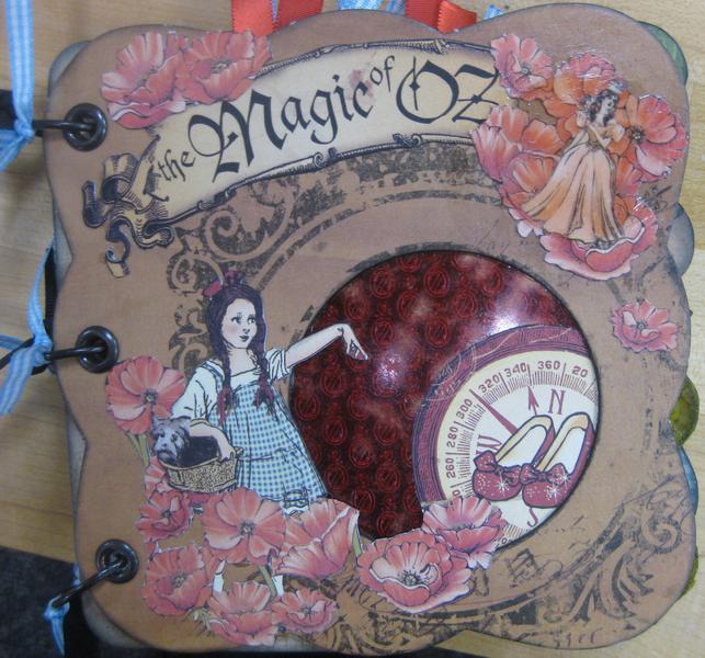 Magic of Oz mini