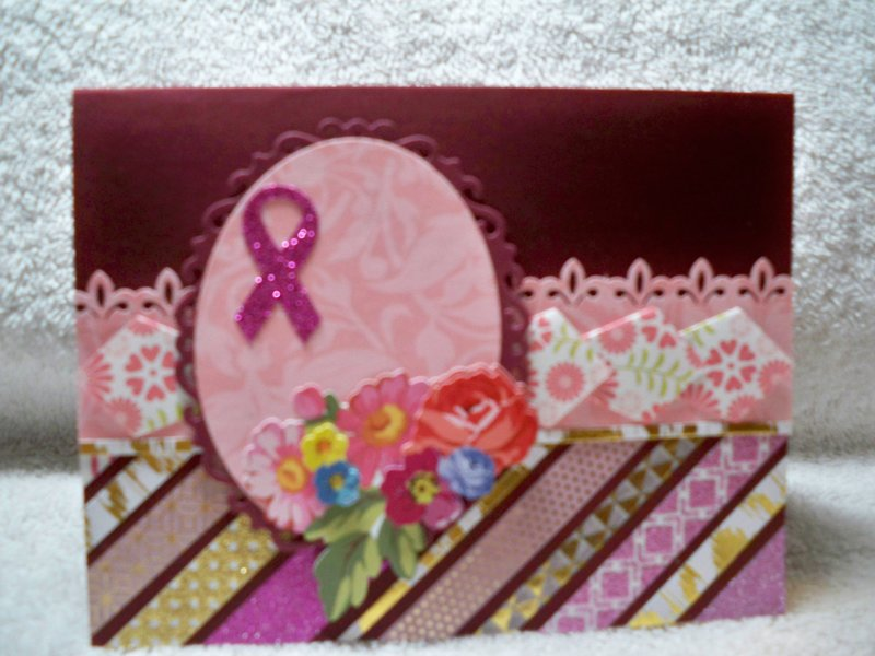Card for Girls Love Mail