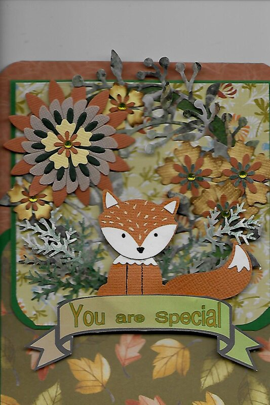 Card for Send a Smile for Seniors