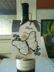 Winebottlecard