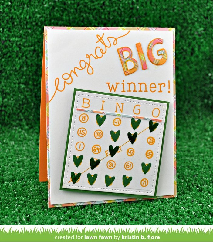 Congrats to the Big Winner!