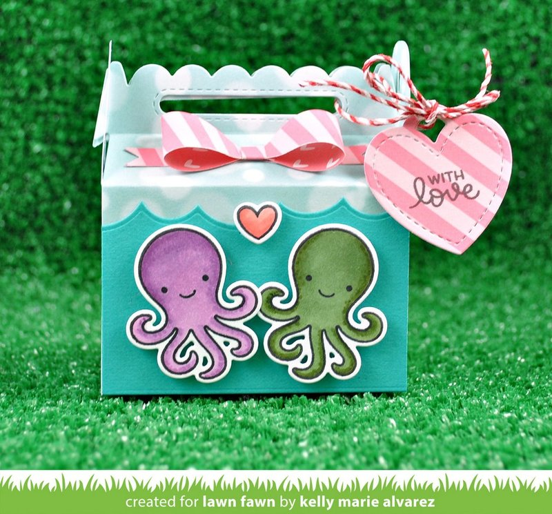 Octopus Treat Box