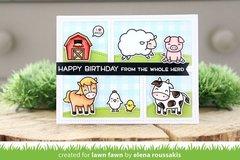 Birthday Herd