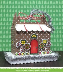 Gingerbread Treat Box