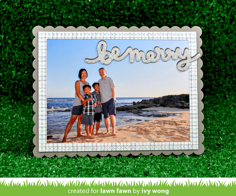 Be Merry Beach Christmas