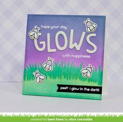 Little Fireflies Glow in the Dark Card