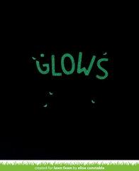 Little Fireflies Glow in the Dark Card GLOWING