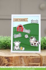 Hay There Card