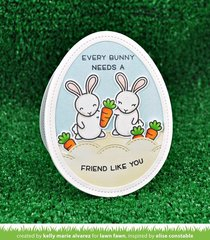 Bunny Friend Card