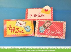 Valentine's Day Envelopes