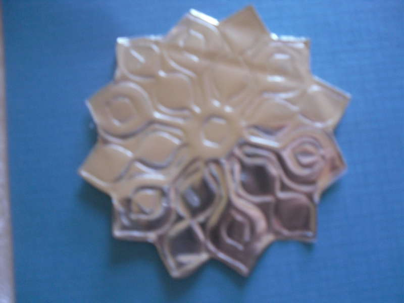 Embossing with the Cricut