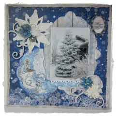 Swirlydoos Kit Club Ultimate Designers Challenge Week 1