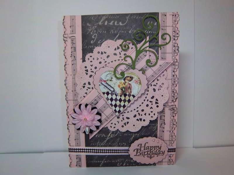 Female BD card