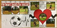 My Heart Beats for Soccer
