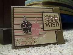 Cupcake Wish