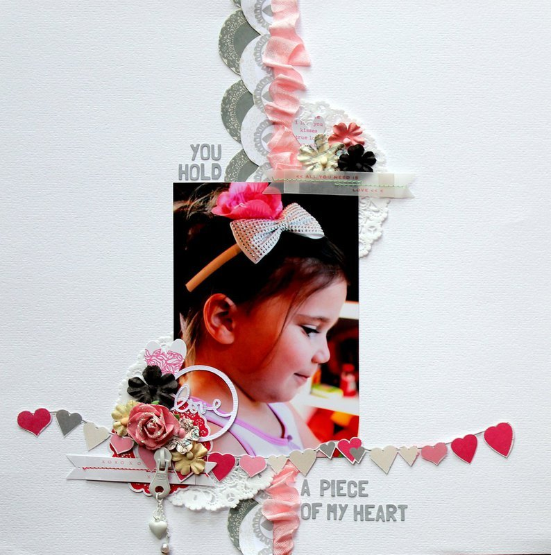 A piece of my heart - Crazy Monday Kits