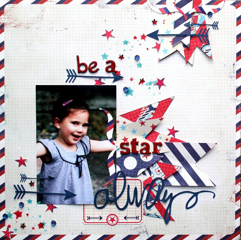 Be a star - Crazy Monday Kits