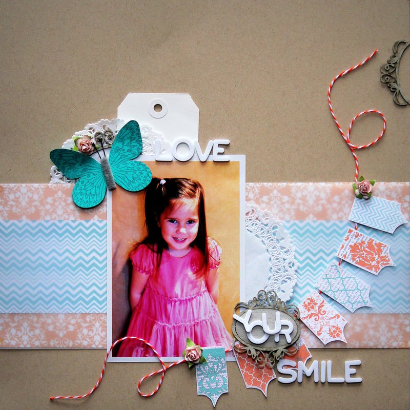 Love your smile - Crazy Monday Kits